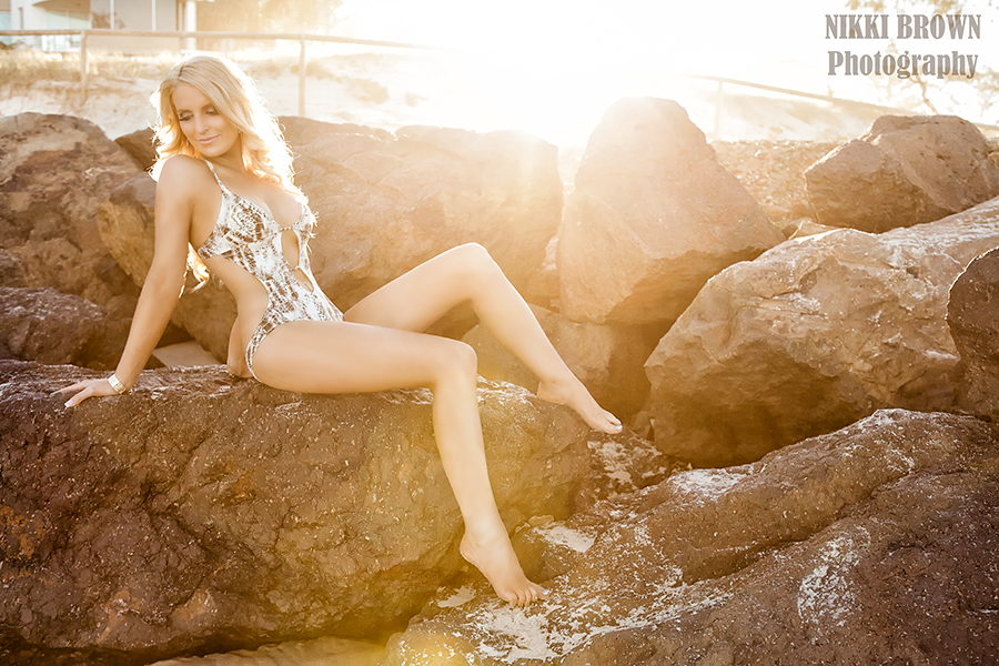 Nikki Brown is a Gold Coast glamour photographer