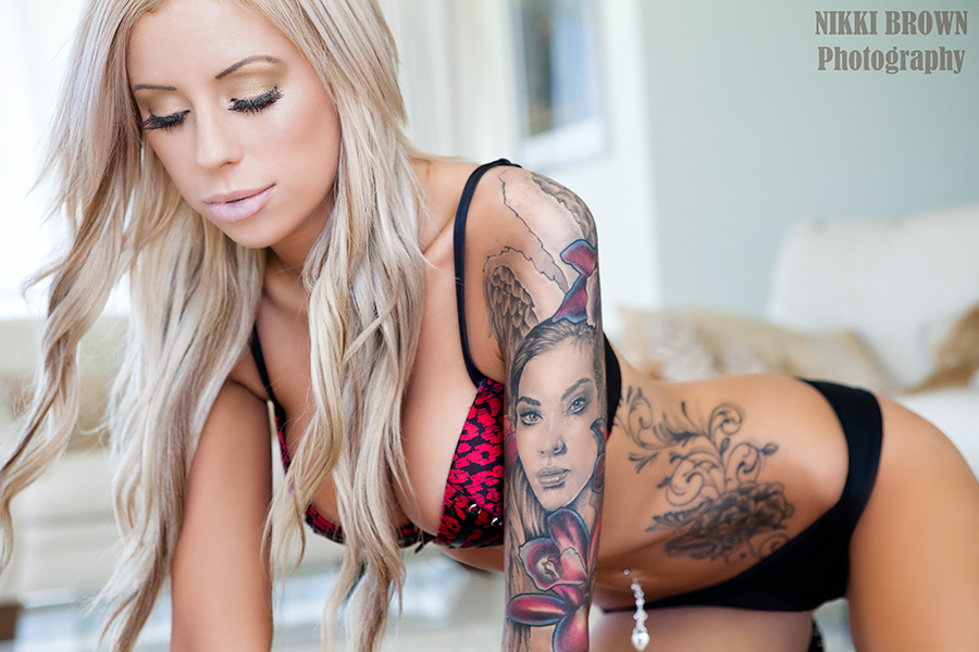 inked girl photography
