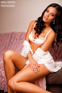 Bridal boudoir photography by Gold Coast photographer
