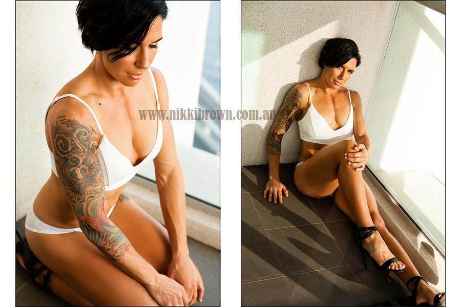 Brisbane glamour photography by Nikki Brown Photography