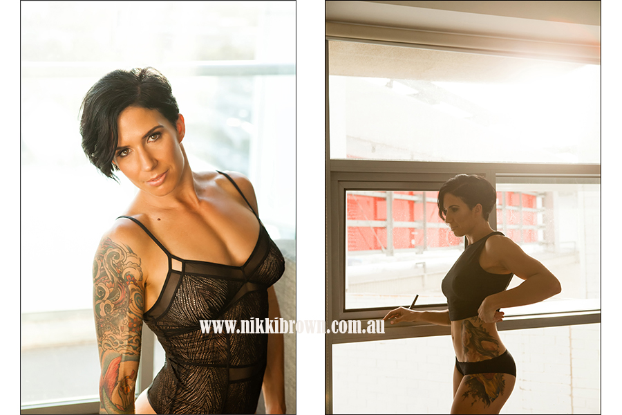 Brisbane glamour photography Nikki Brown