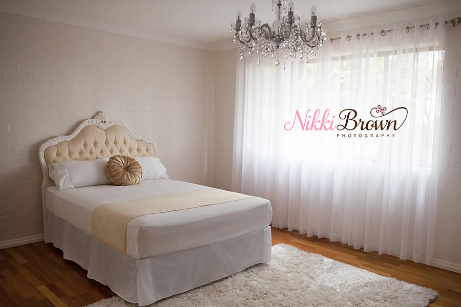 Brisbane boudoir studio