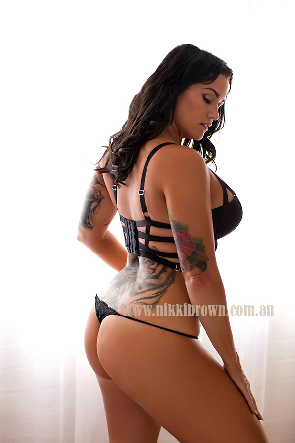 Brisbane boudoir photography studio