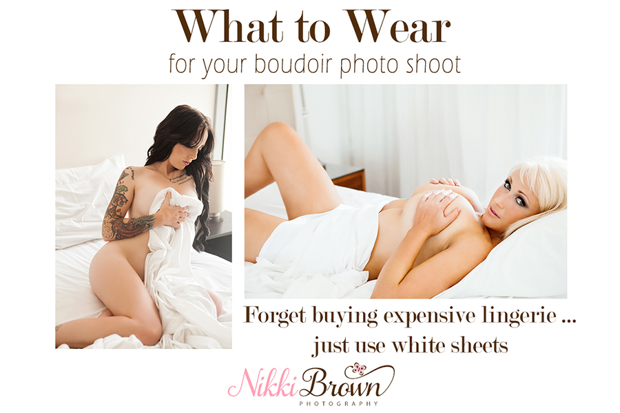 Brisbane boudoir shoot