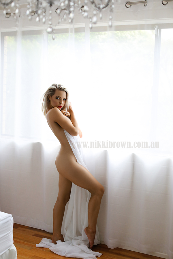 Brisbane boudoir photos