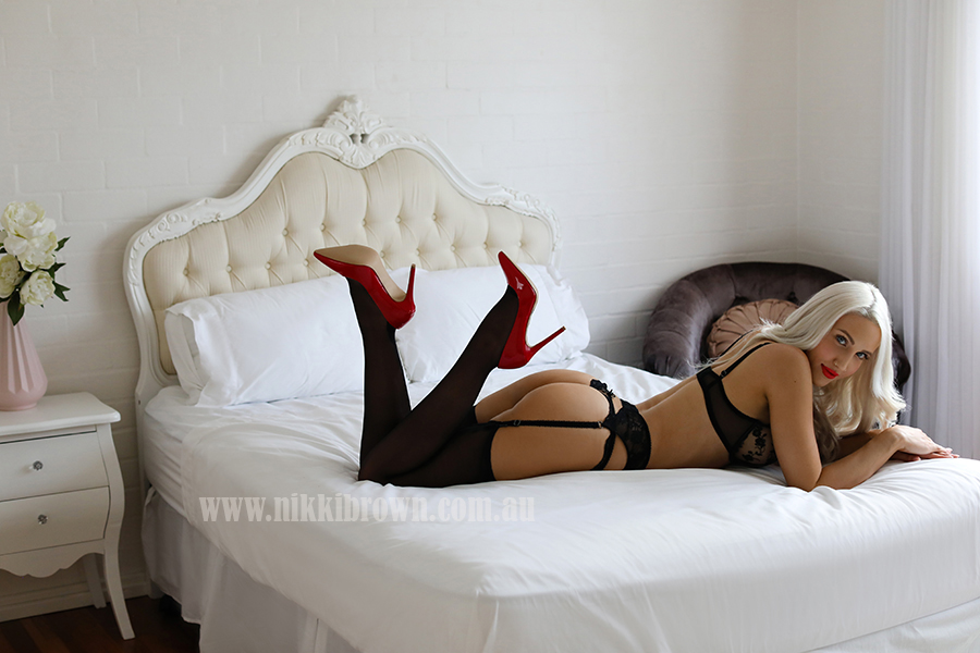 new Brisbane boudoir studio
